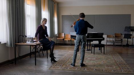 « L'Audition » (Nina Hoss)